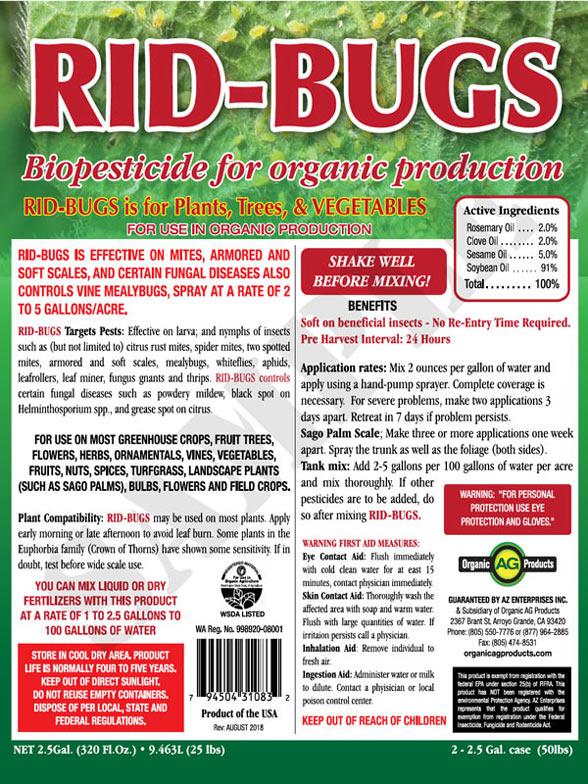 Rid-Bugs