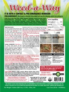 Organic Weed Killer | Weed-a-Way